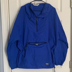 LL Bean windbreaker